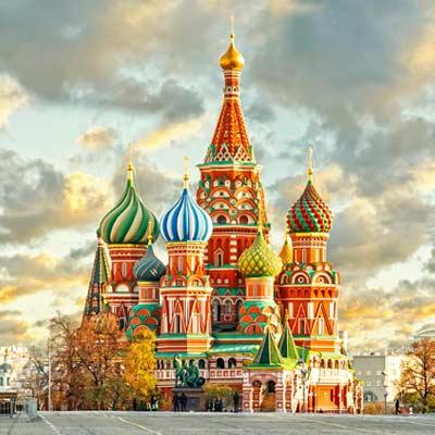 Правила поведения в россии на английском